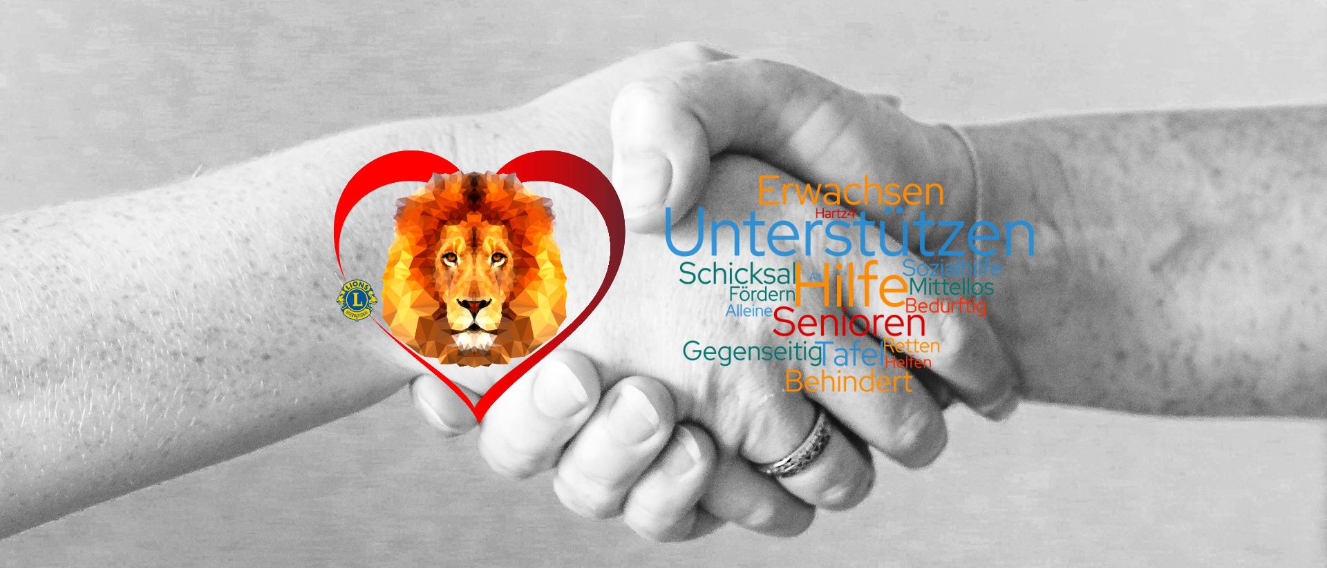 Header für Seite Löwenhilfe