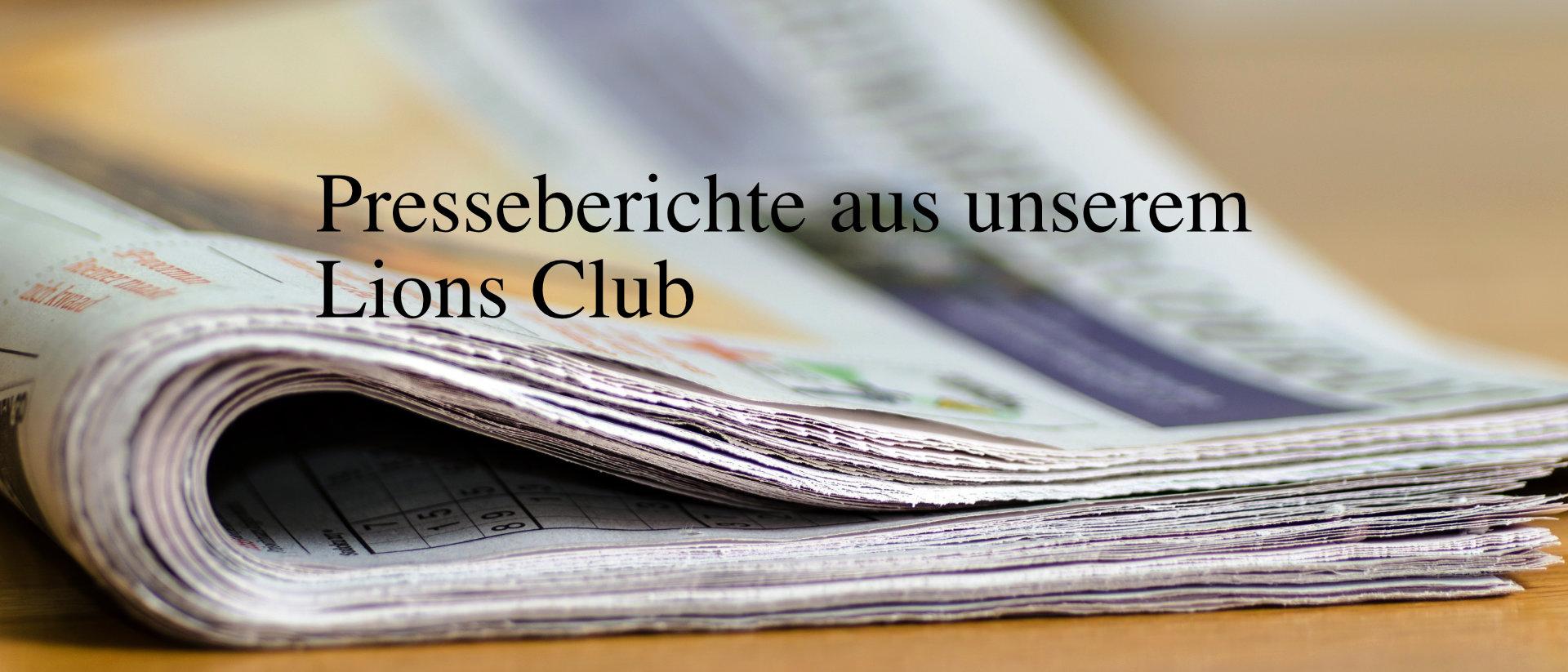 Header Presseberichte